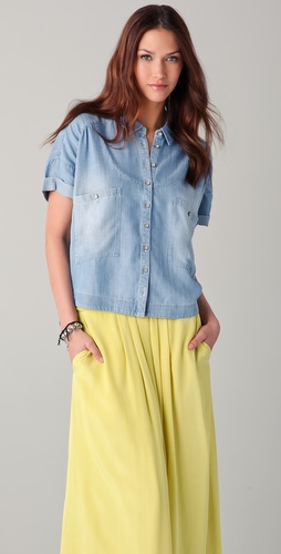 Twenty8Twelve Ernest Denim Shirt