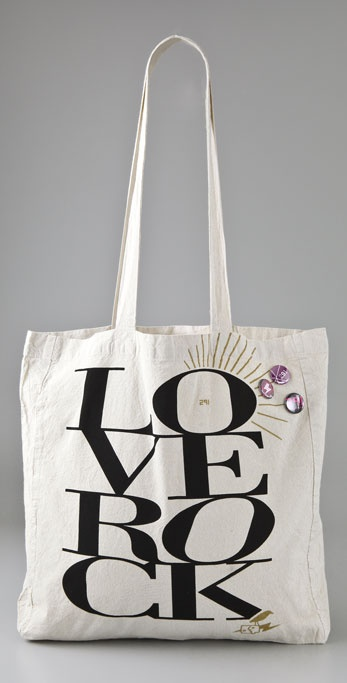 291 Love Rock Tote