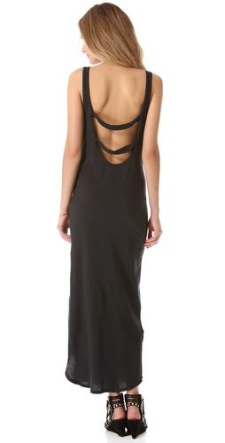 291 Scoop Back Dress