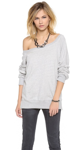 291 Off Shoulder Sweater