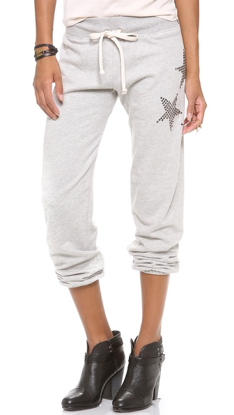 291 Stud Star Baggy Pants