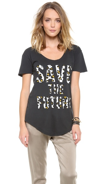 291 Save the Future Tee