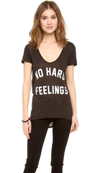 291 No Hard Feelings Tee