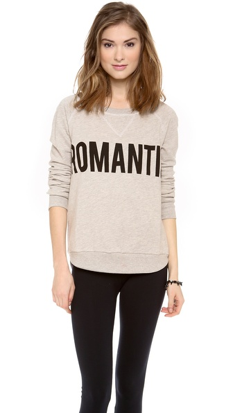 291 Romantic Long Sleeve Pullover