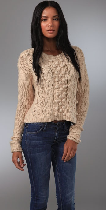 TEXTILE Elizabeth and James Kennedy Pullover Sweater