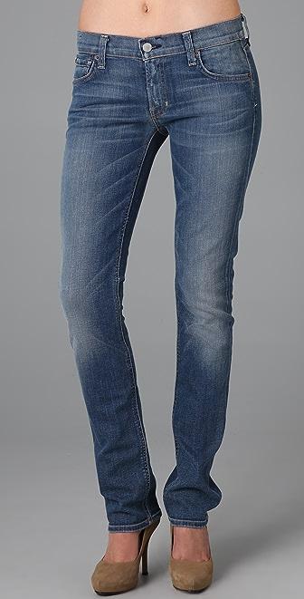 TEXTILE Elizabeth and James Cass Straight Leg Jeans