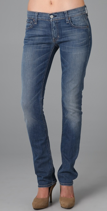 TEXTILE Elizabeth and James Cass Straight Leg Jeans
