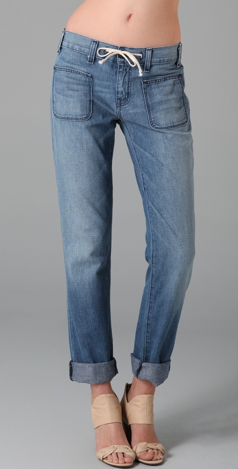 TEXTILE Elizabeth and James Collins Slouchy Jeans