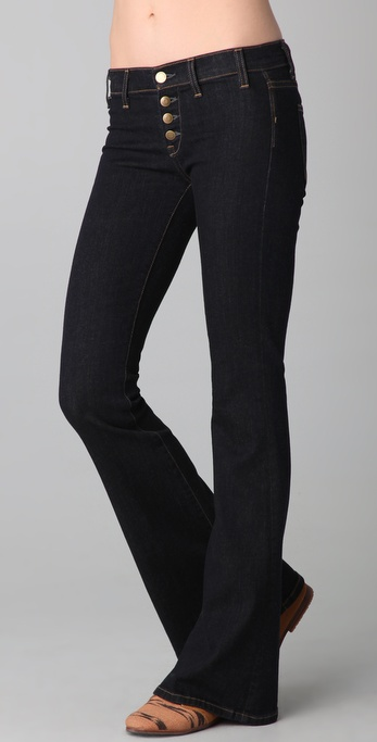 TEXTILE Elizabeth and James Bailey Flare Jeans