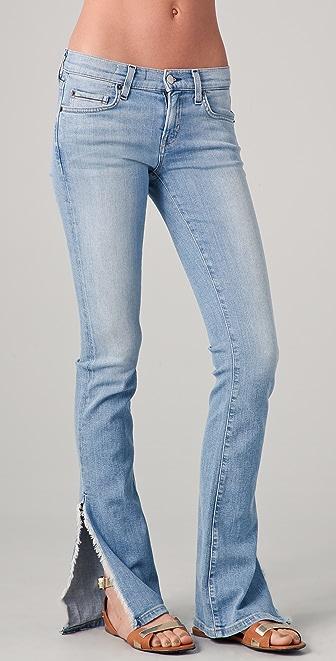 TEXTILE Elizabeth and James Stewart Jeans