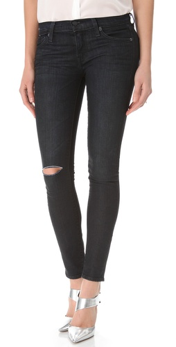 Shop TEXTILE Elizabeth and James Debbie Destructed Jeans and TEXTILE Elizabeth and James online - Apparel,Womens,Bottoms,Jeans, online Store