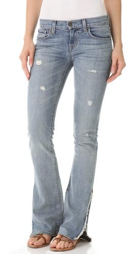 TEXTILE Elizabeth and James Stewart Boot Cut Jeans