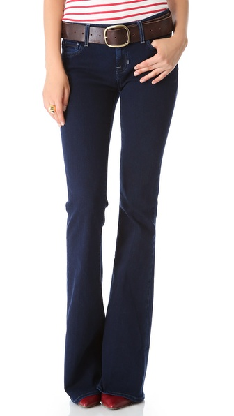 TEXTILE Elizabeth and James Lennox Flare Jeans
