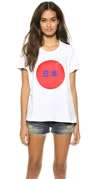 TEXTILE Elizabeth and James Japan Bowery Tee
