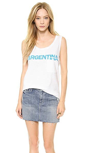 TEXTILE Elizabeth and James Argentina Dean Tank