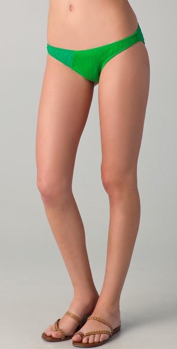 Tyler Rose Swimwear Poison Ivy Bikini Bottoms