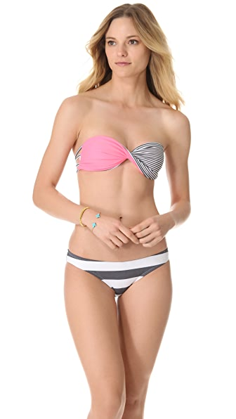 Tyler Rose Swimwear Whole Lotta Trouble Bikini Top