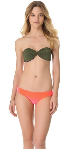Tyler Rose Swimwear You Like Me Reversible Bikini Top