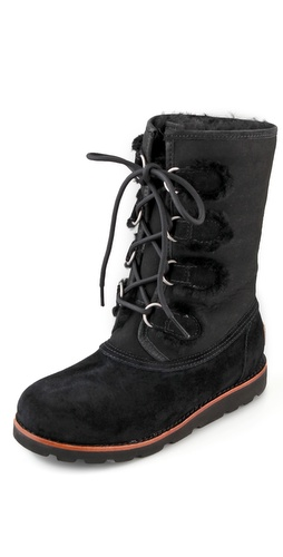 UGG Australia Rommy Lace Up Boots at Shopbop.com