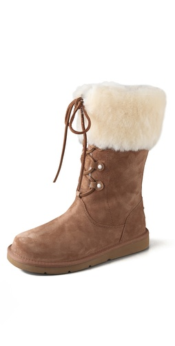 UGG Australia Montclair Lace Up Boots at Shopbop.com