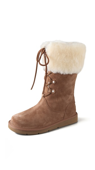 UGG Australia Montclair Lace Up Boots