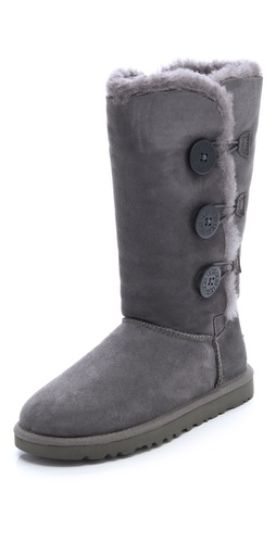 UGG Australia Bailey Button Triplet Boots at Shopbop.com