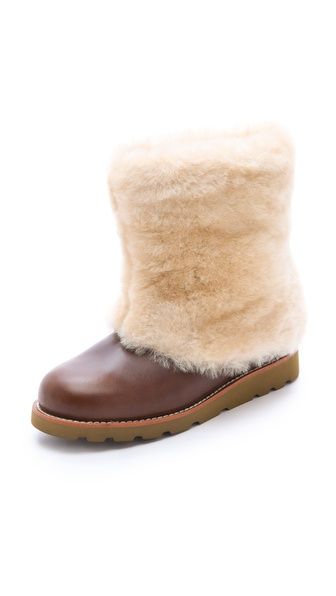 UGG Australia Maylin Long Cuff Boots