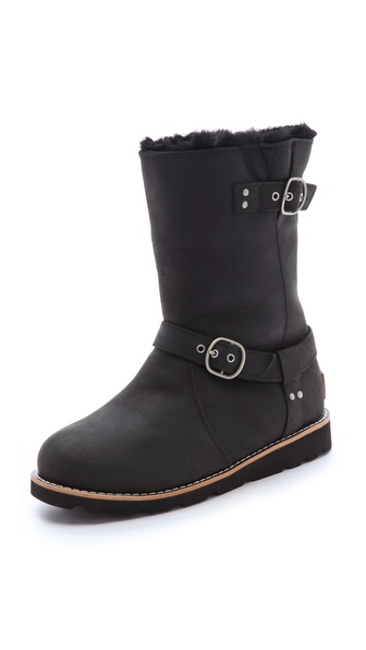 UGG Australia Noira Engineer Boots