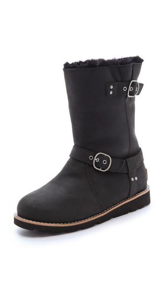 UGG Australia Noira Engineer Boots