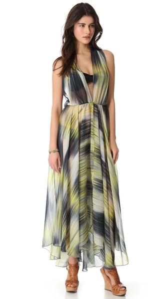 Uintah Helena Halter Cover Up Dress