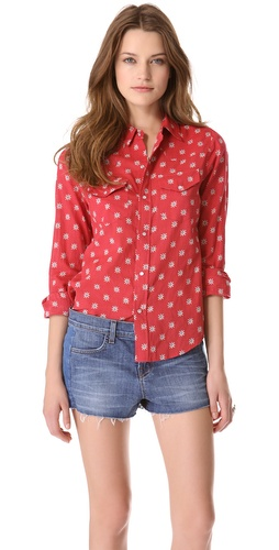 Ulla Johnson Bonnie Shirt