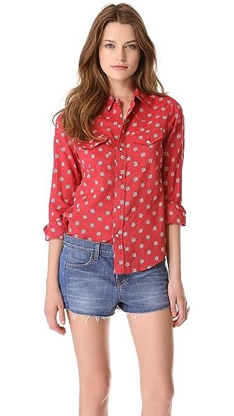 Ulla Johnson Bonnie Shirt