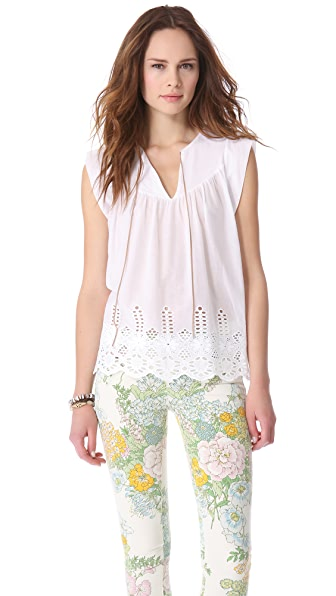 Ulla Johnson Yvette Blouse