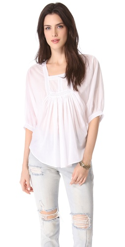 Ulla Johnson Petal Blouse