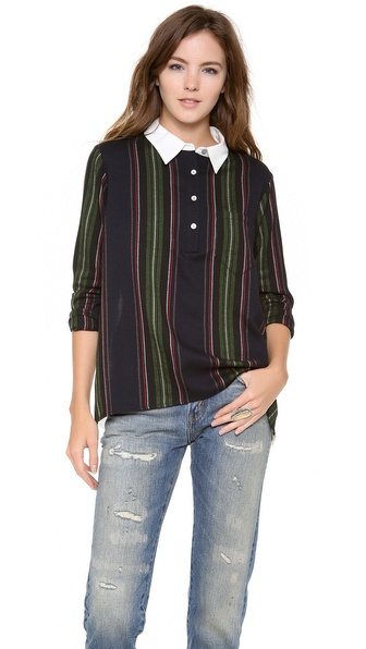 Ulla Johnson Honore Blouse