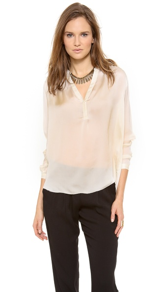 Ulla Johnson Apollonia Blouse