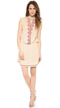 Ulla Johnson Swan Dress