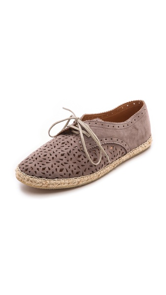 Ulla Johnson Iona Laser Cut Oxfords