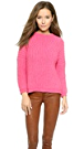 Ulla Johnson Kitty Alpaca Sweater