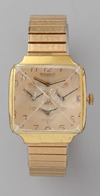 Unearthen Large Pyramid Watch