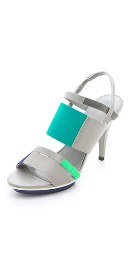 Shop United Nude Equalizer Hi Heel Sandals and United Nude online - Footwear, Womens, Footwear, Sandals,  online Store