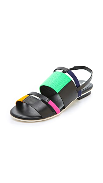 United Nude Equalizer Flat Sandals