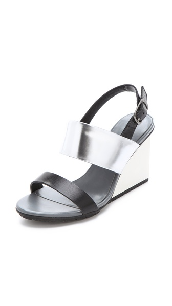 United Nude Solid Slingback Sandals