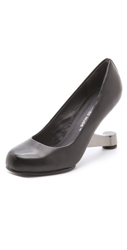 United Nude Eamz Invisible Heel Pumps at Shopbop / East Dane