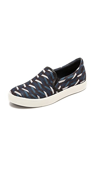 United Nude Printed Slip On Sneakers