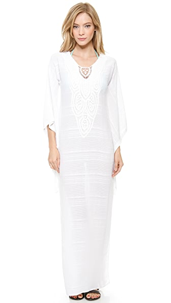 Veronica Veronica Veronica Cover Up Dress (White)