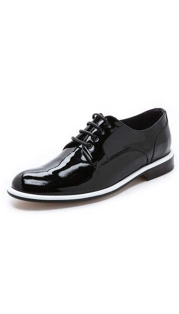 Viktor & Rolf Lace-Up Oxford Shoes