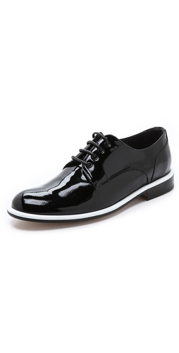 Viktor  Rolf Lace-Up Oxford Shoes