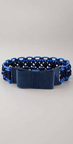 VIKTOR & ROLF Braided Waist Belt