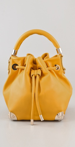 VIKTOR & ROLF Drawstring Bucket Bag